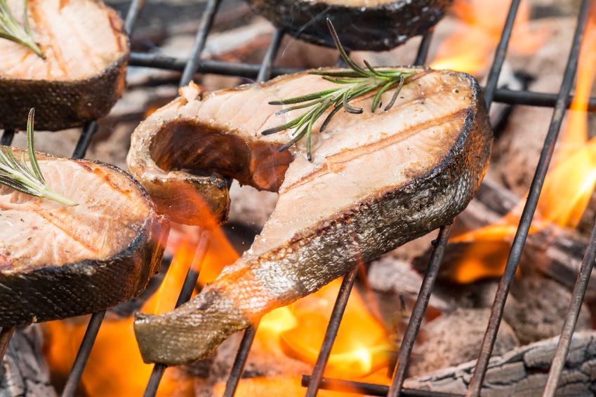 Weber Elektrogrill Lachs : Fisch grillen aber richtig: fischarten garzeiten leckere rezepte!