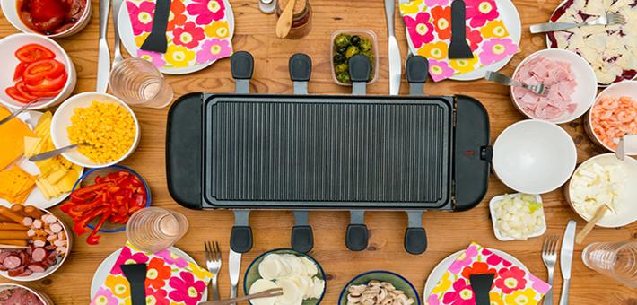 Raclette Test