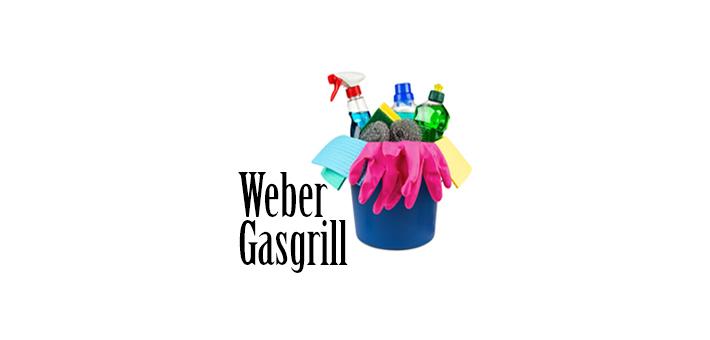 Weber Gasgrill reinigen