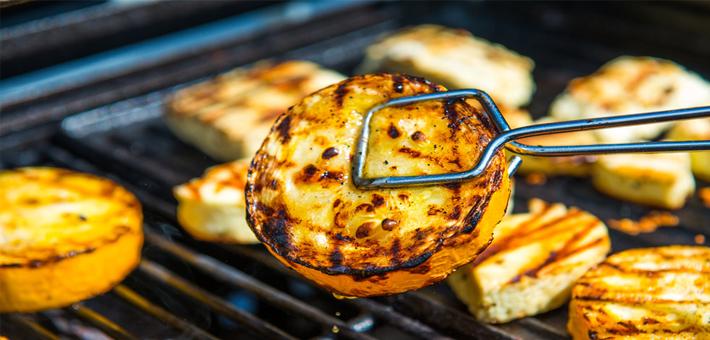 Welcher Käse eignet sich zum Grillen